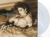 MADONNA Like A Virgin Vinyl Record LP Sire 2017 Clear Vinyl